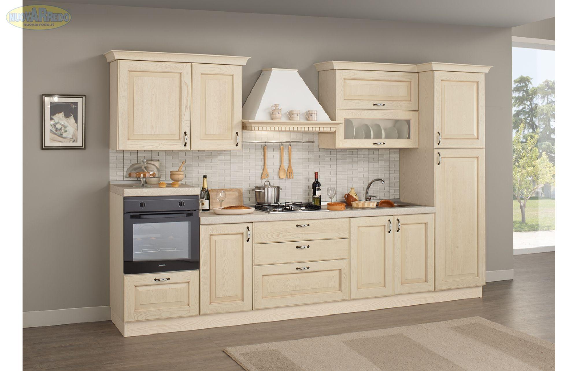 Prezzo: € 2890 Cucina componibile completa di elettrodomestici ...