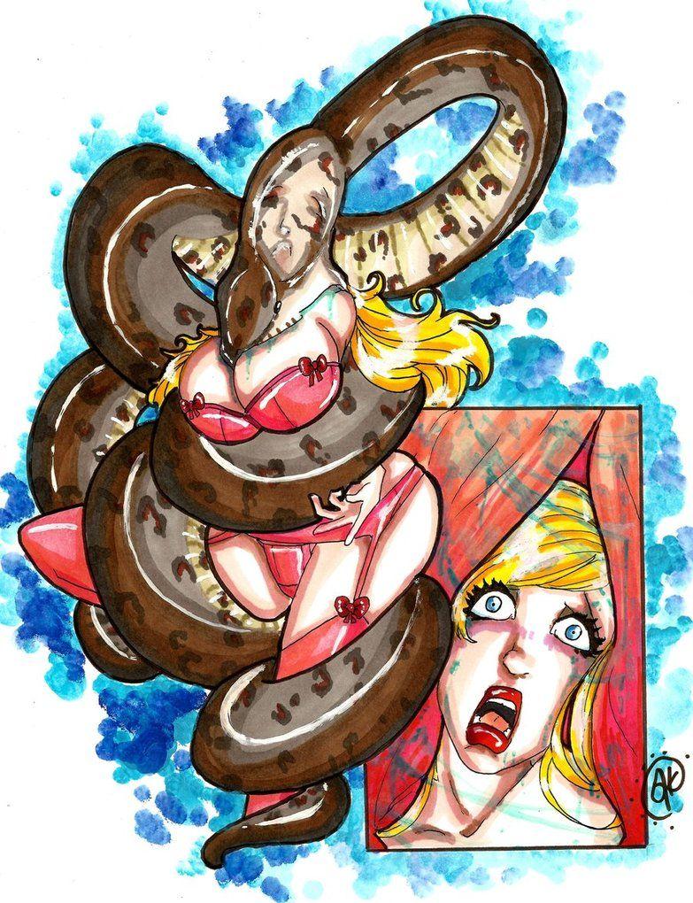 Snake vore SNAKE VORE