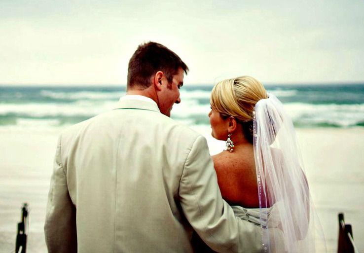 Boardwalk Beach Resort Bride And Groom On The In Panama City