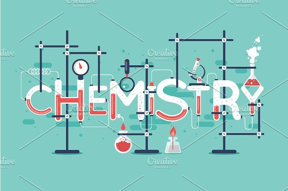 Chemistry Chemistry Posters Typographic Poster Chemistry Projects