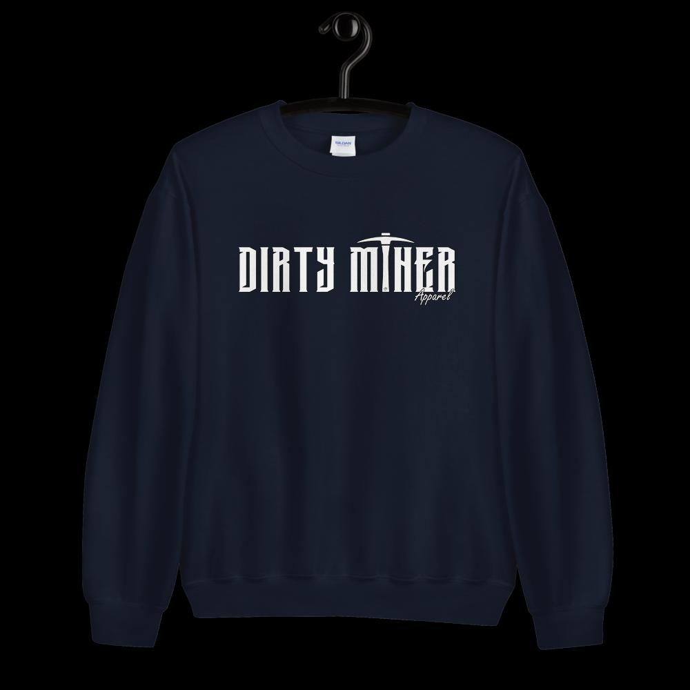 Gold Digger Unisex Sweatshirt – Navy / L