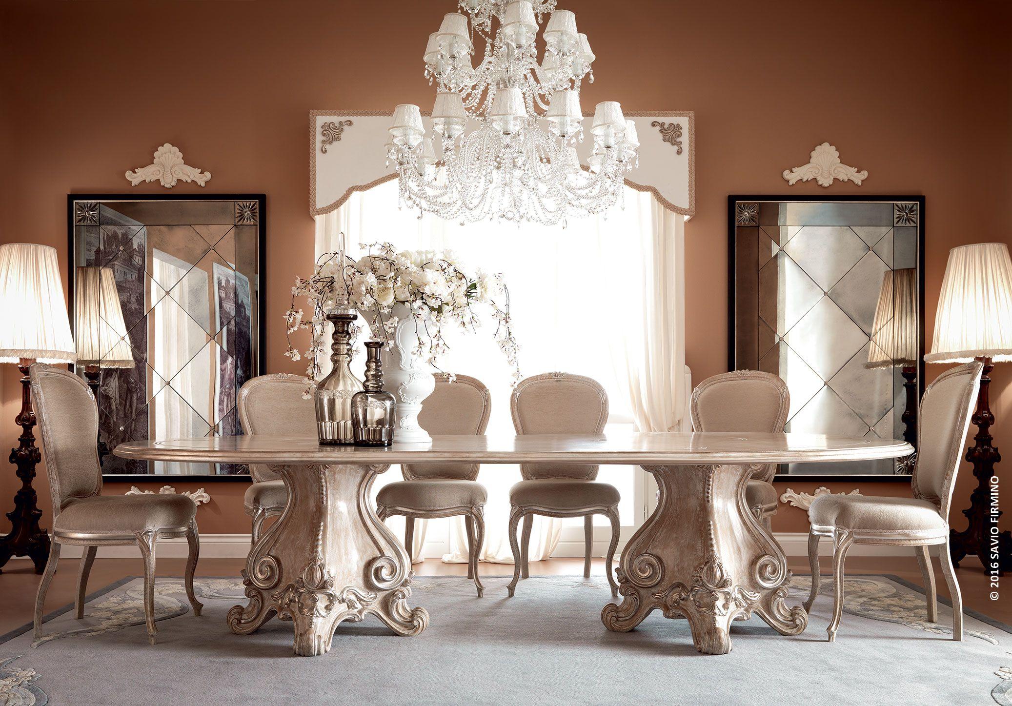 Dining Room By SAVIO FIRMINO