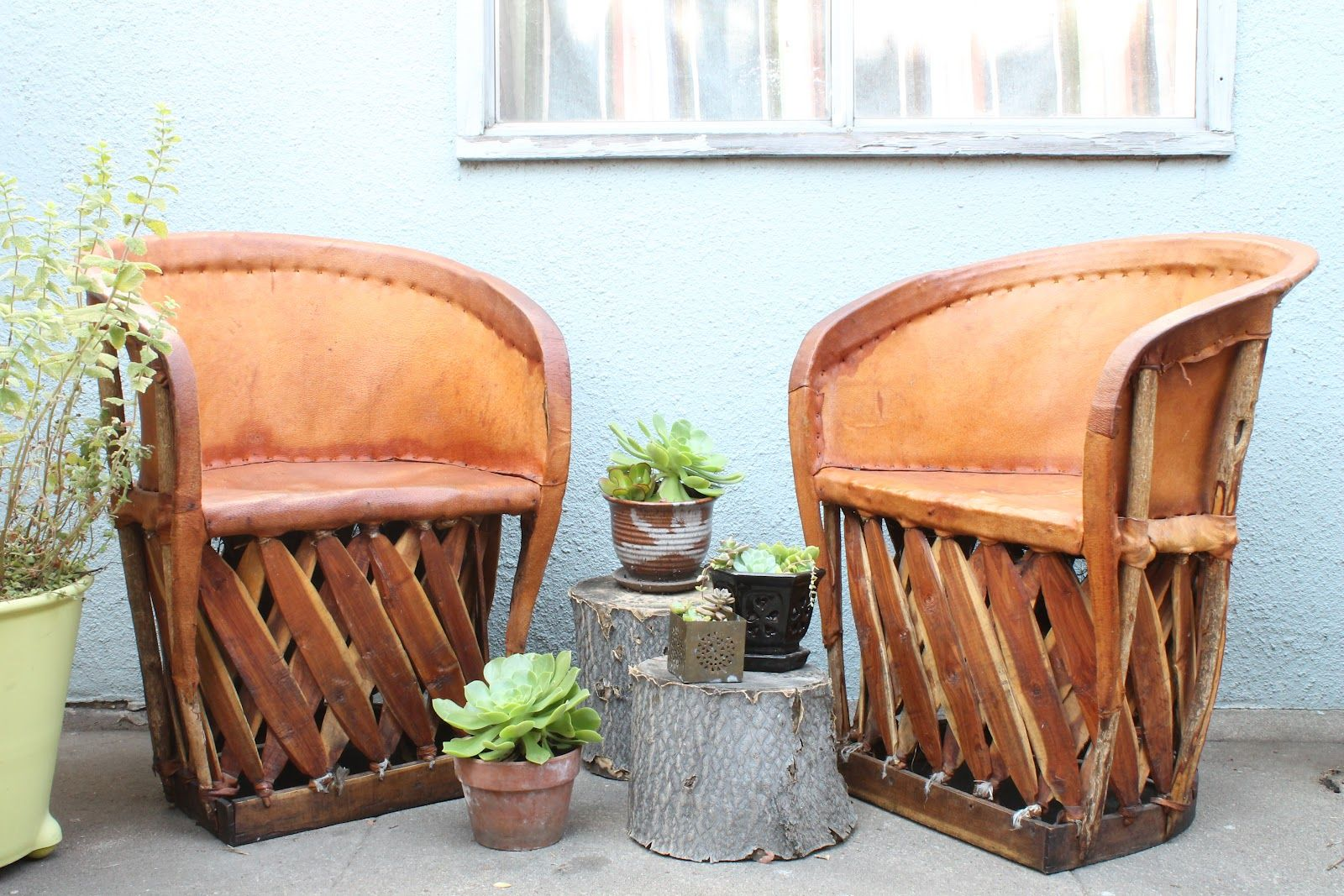 Mexican Equipale Chairs Sold On Craigslist