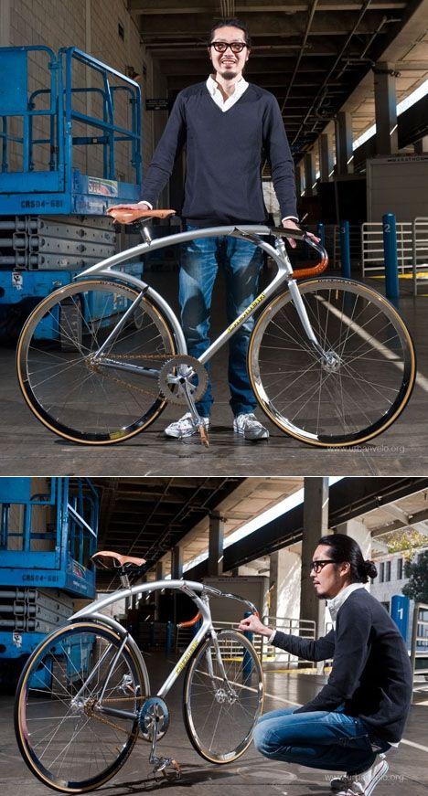 Toronto à la mode   Fahrrad design, Holzfahrrad, Vintage fahrrad