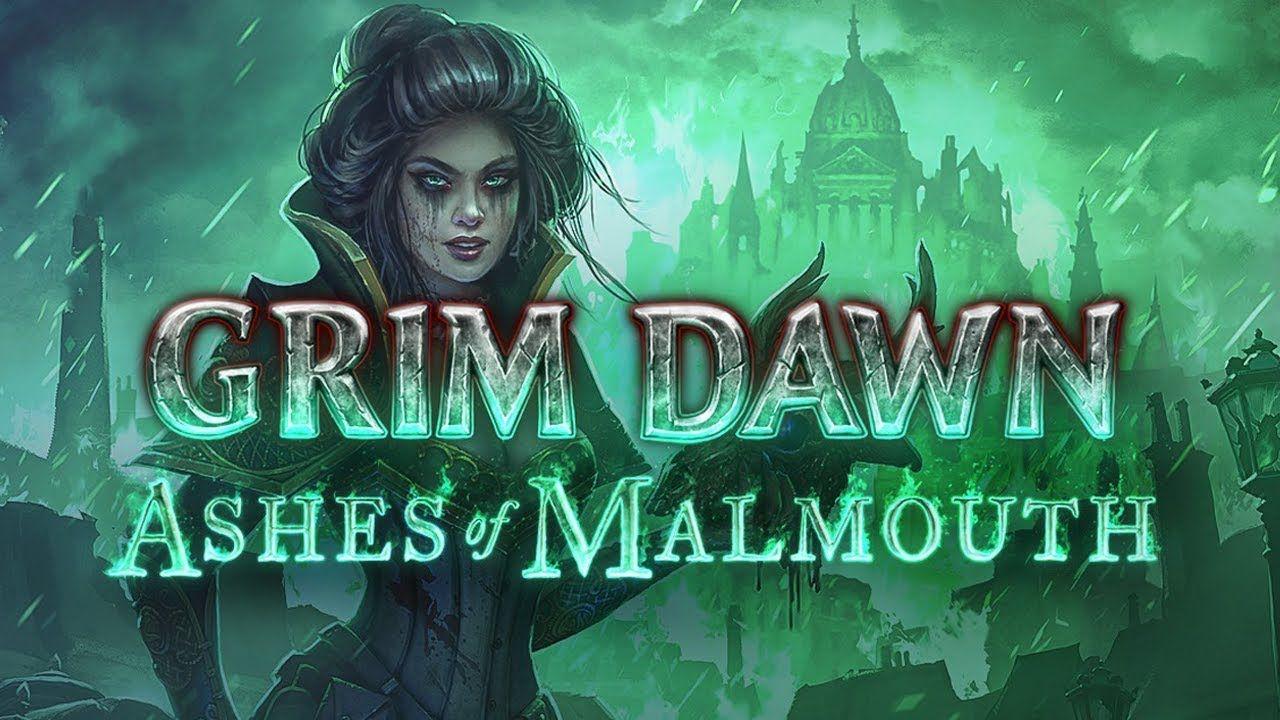 Grim Dawn Ashes Of Malmouth Soundtrack Art For Art Sake Dawn Soundtrack