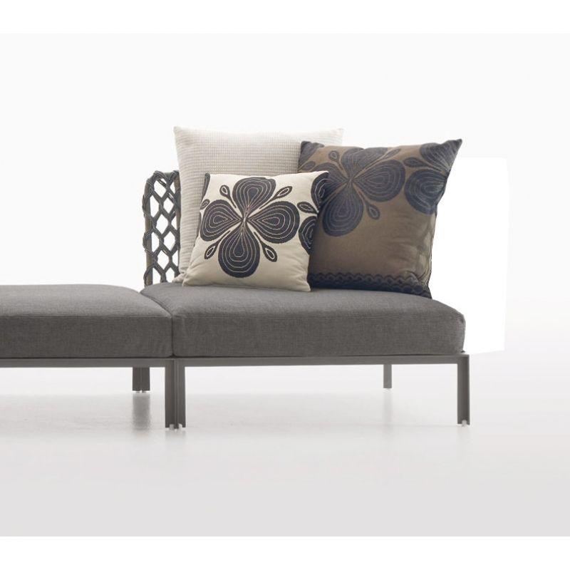 Modul 90 cm, Ravel modulierbares Sofa von B&B Italia, Outdoor ...