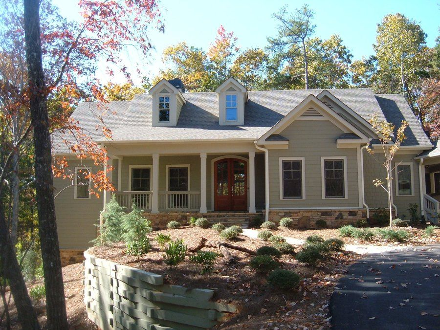 17 best ideas about House Plans With Porches on Pinterest