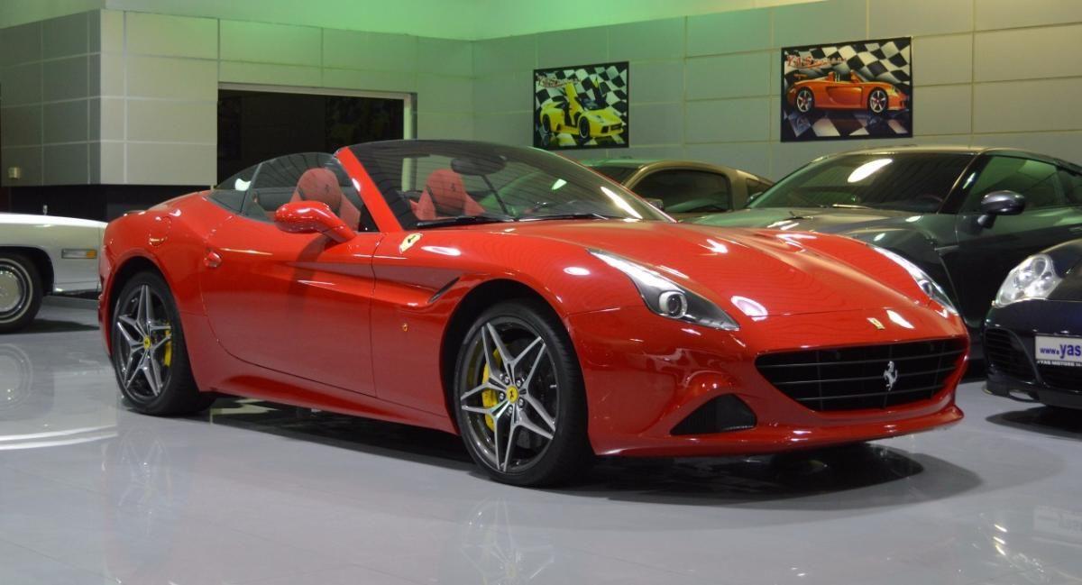 2017 Ferrari California T Gcc Specs Ferrari California T