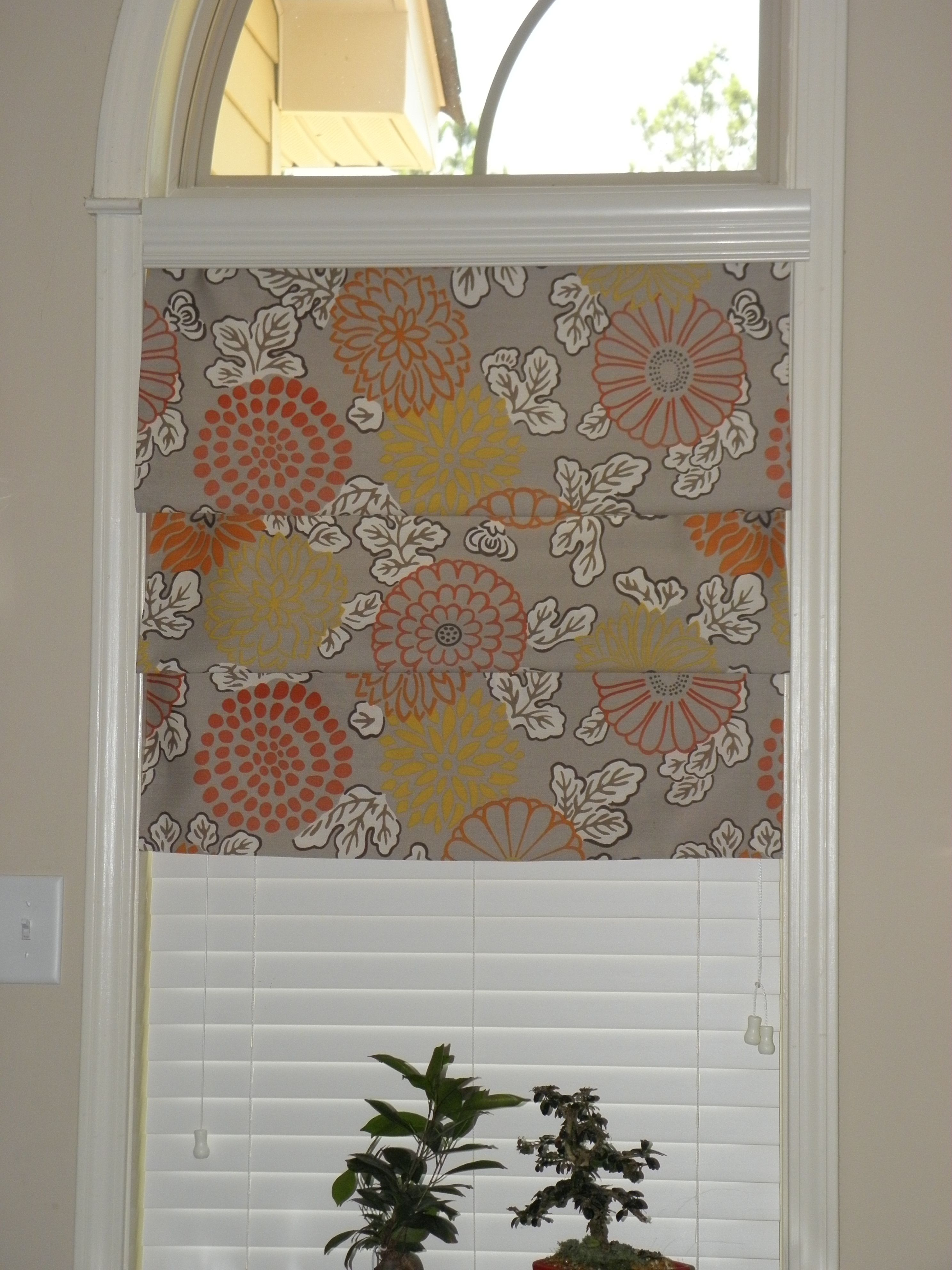 Roman shade window pains pinterest window front doors and doors