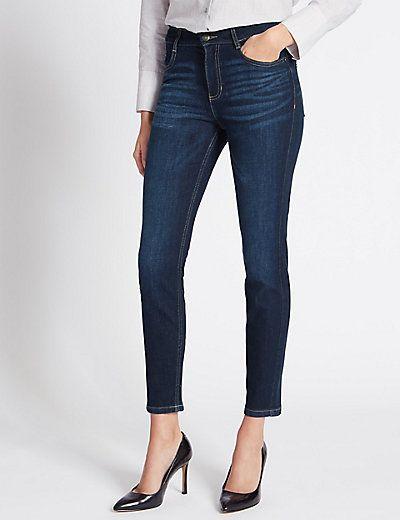Skinny Leg Jeans | M&S
