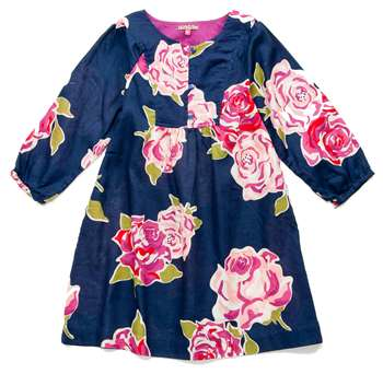Wild Child : Pink Chicken Adele Dress - love the colors! Oh, and it's SOO soft!