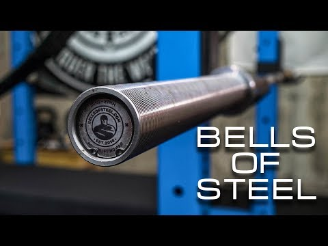 A Revolutionary Powerlifting Bar At An Affordable Price This Bare Steel Bar Has A 2 000lb Capacity And Is The Best Power Bar Steel Bar Power Bars Powerlifting