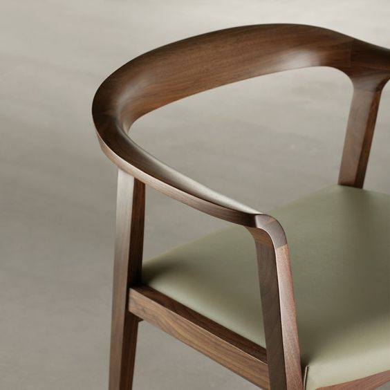 Willow Chair In Walnut Chairs Seating Chair