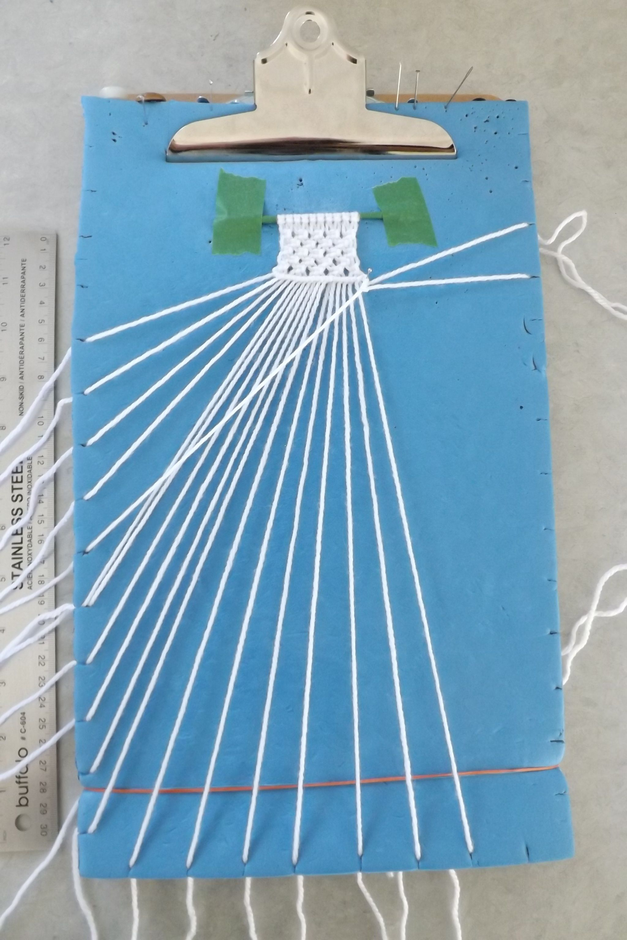 Macrame  How To Tie Basic Knots & Make Chains, Braids & Cording Patterns