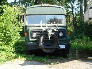 School Bus Campers For Sale