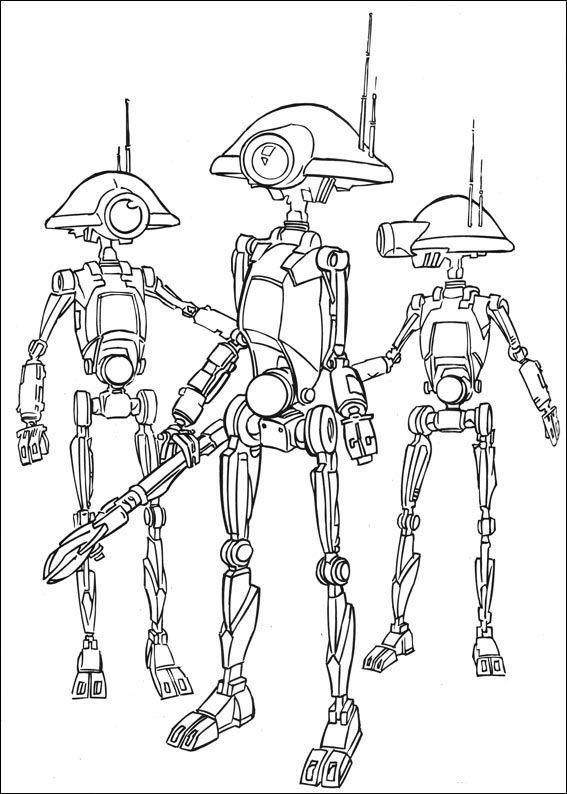 coloriage dessins dessins imprimer et la couleur en ligne star wars 43