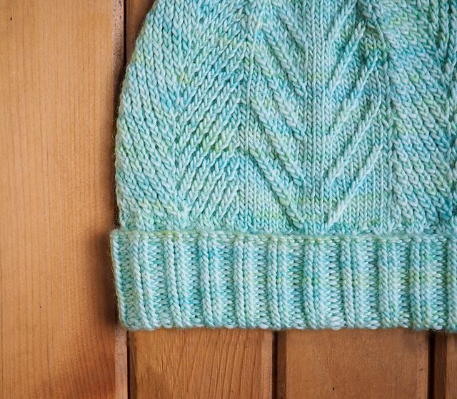 Ravelry: Project Gallery for Fleesensee Hat pattern by Verena Cohrs