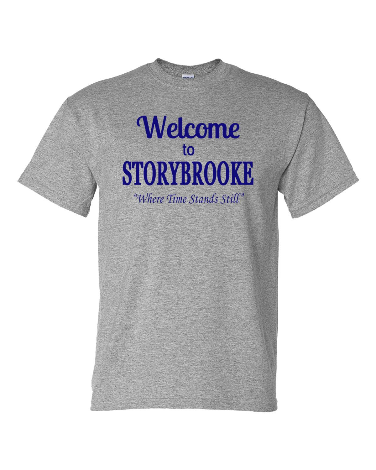 Welcome To Storybrooke - Once Upon A Time. $12.00, via Etsy.