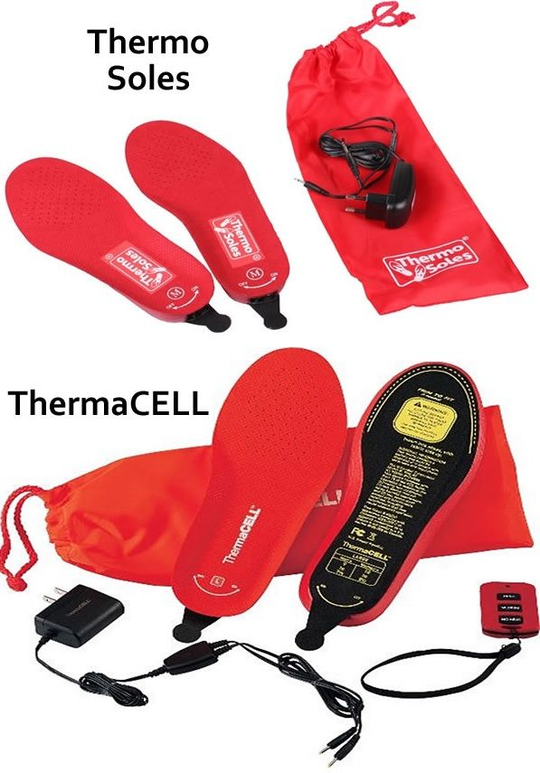 Best Rechargeable Heated Insoles Review