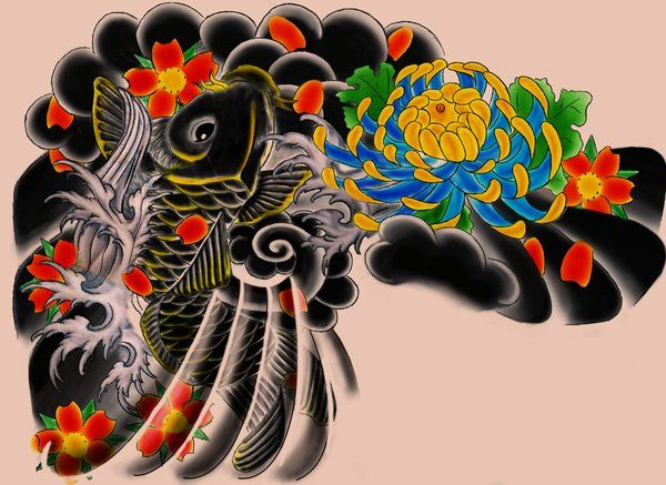 Japanese Tattoo Design Japanese Flower Tattoo Japanese Tattoo Designs Japanese Tattoo