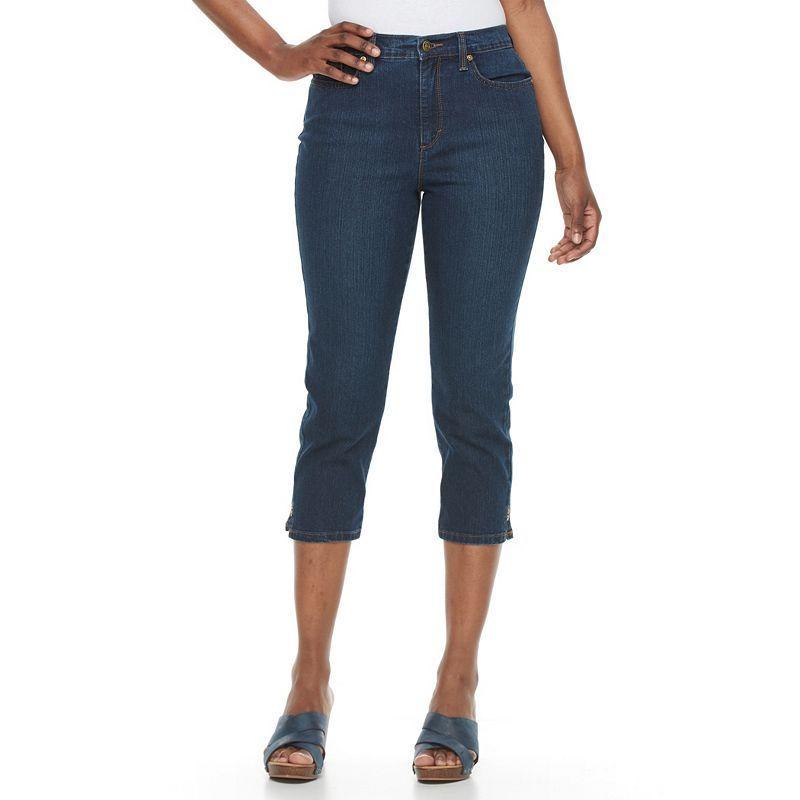 197486c8379 Women s Gloria Vanderbilt Amanda Capri Jeans