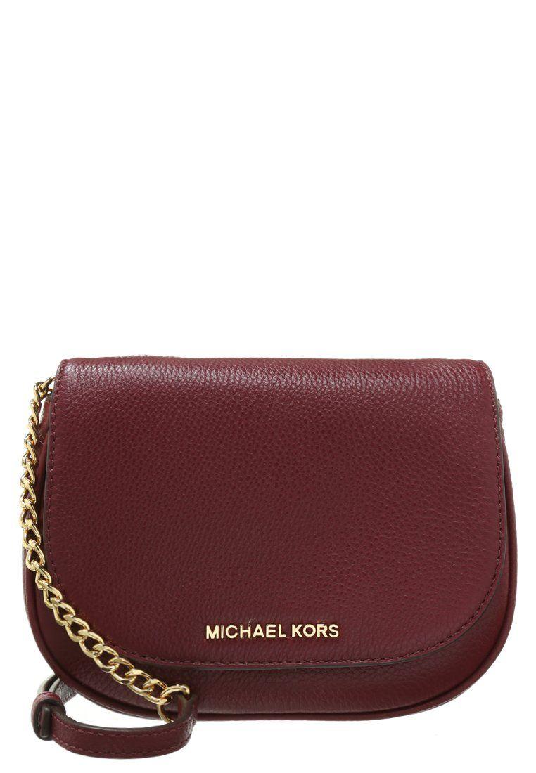 f71036fb930b2 ... canada michael michael kors bedford handbag merlot zalando 7a44d 2deb6