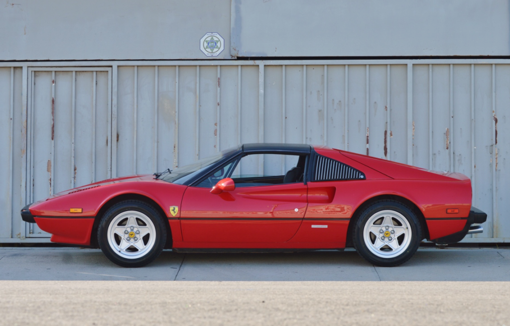 1980 Ferrari 308 GTSi | Ferrari, Timing belt, Moving to ...