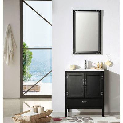 Found It At Wayfair 30 Single Bathroom Vanity Set Vessel Sink Bathroom Vanity Single Sink Vanity 30 Bathroom Vanity Bathroom vanities manhattan ryvyr v