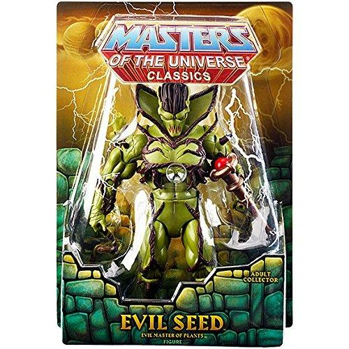 MOC! Masters of the Universe Classics EVIL SEED!! NEW!!!