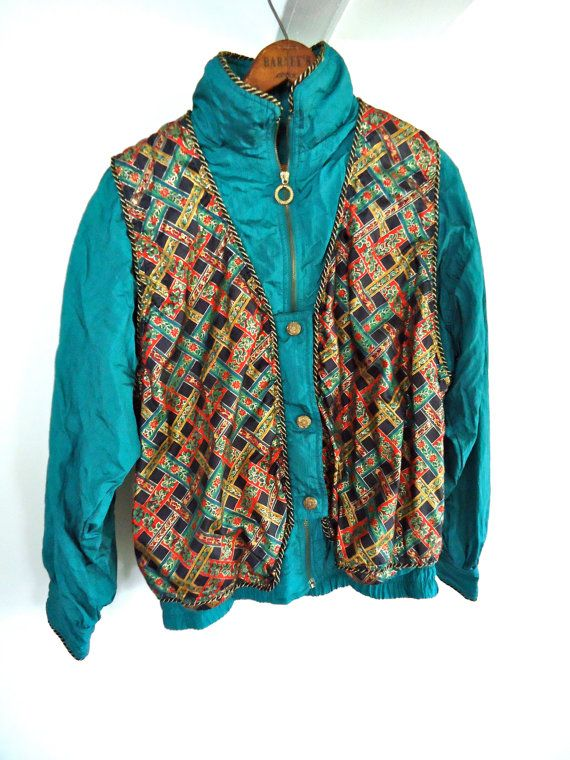 Ugly Sweater Party Christmas Windbreaker by ...
