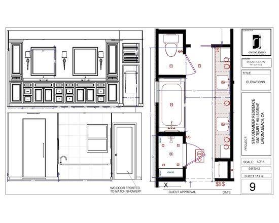 Striking Beach House Interior With Best Bathroom Lighting  sc 1 st  Interior Design & Bathroom Interior Design Sketches - Interior Design azcodes.com