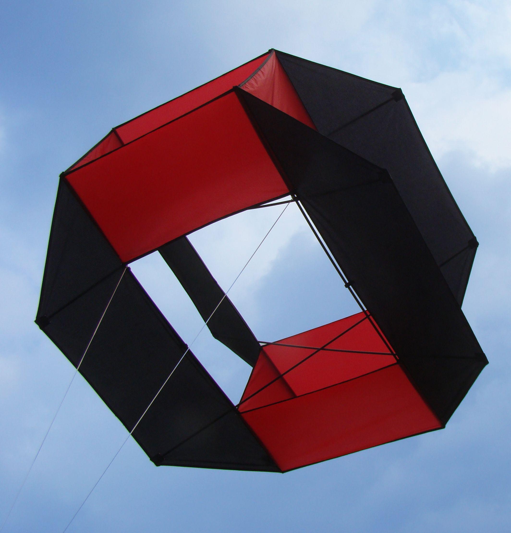 Elliot Octagon Wibo S Kites Vliegers Vlieger