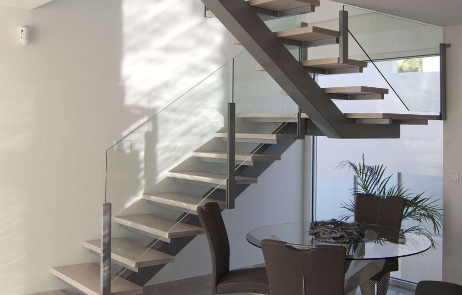 Escaleras, Escaleras de madera, escaleras de interior ...