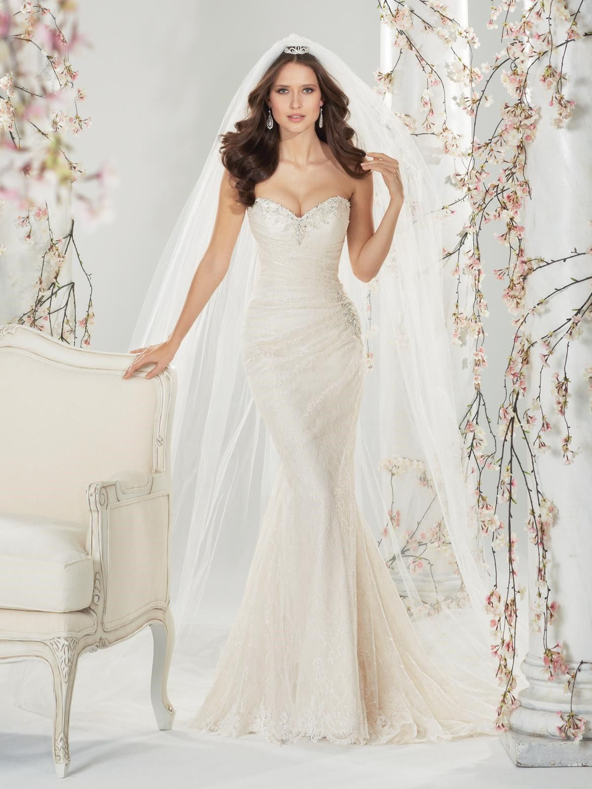 The most expensive wedding dress  most expensive wedding dress on say yes to the dress  if i ever get