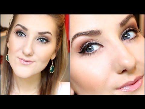 Naturally Pretty Makeup Tutorial It Cosmetics Naturally Pretty Palette Makeup Hacks Tutorials Pretty Makeup Makeup Tutorial