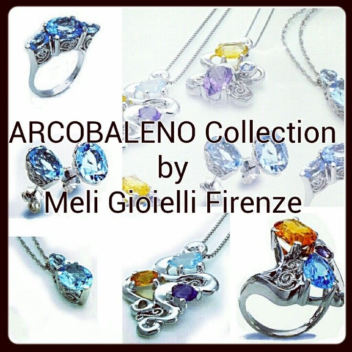 #arcobaleno #collection #handmade #jewels by #meligioielli #Firenze #Etruscan #madrevitato #technique #jewellerymaker #goldsmith #Florence #Tuscany #Italy