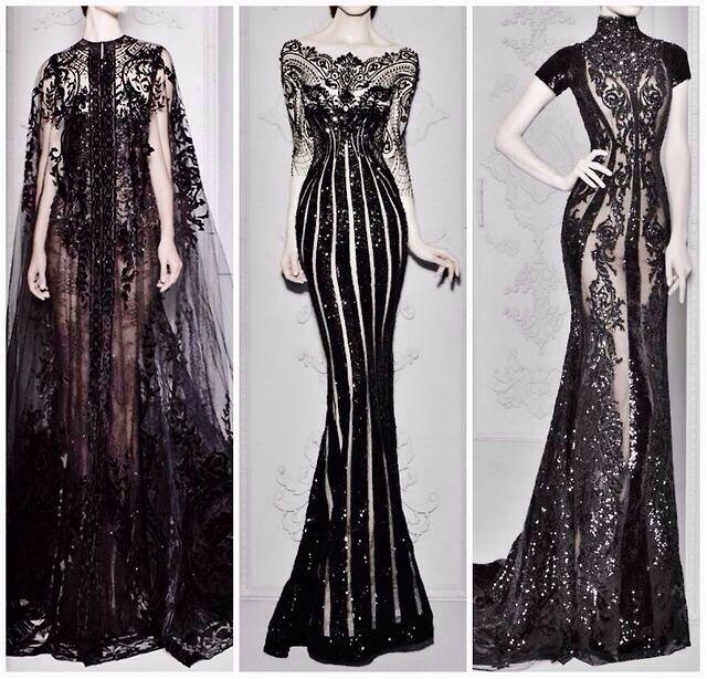 Gorgeous Gothic Black Lace Dresses Fashion Reminds Me Of Tim Burton Dresses Pinterest Tim