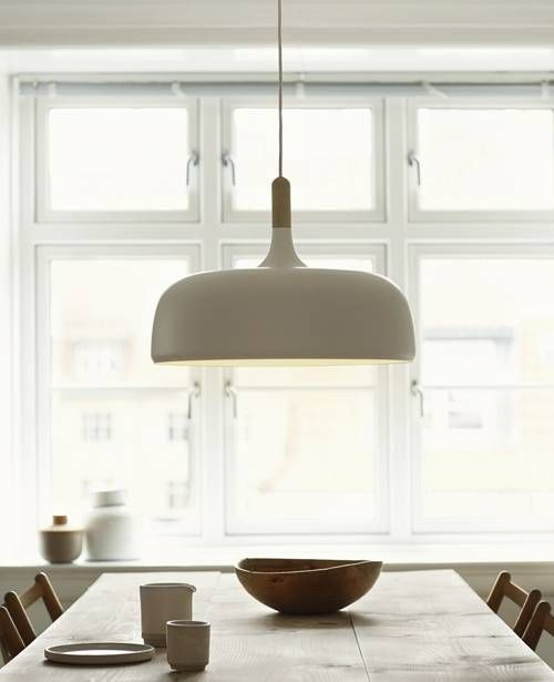 Dining Lights Above Dining Table: Acorn Pendant Light In 2019