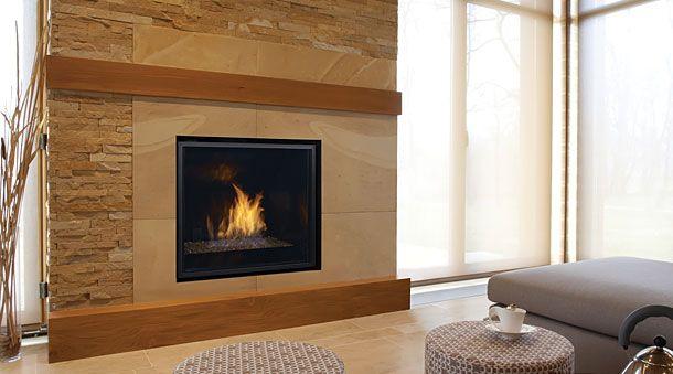 Regency Horizon Hz965e Gas Fireplace Contemporary
