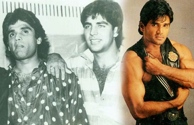 Birthday Special: Unseen Pictures Of Suniel Shetty