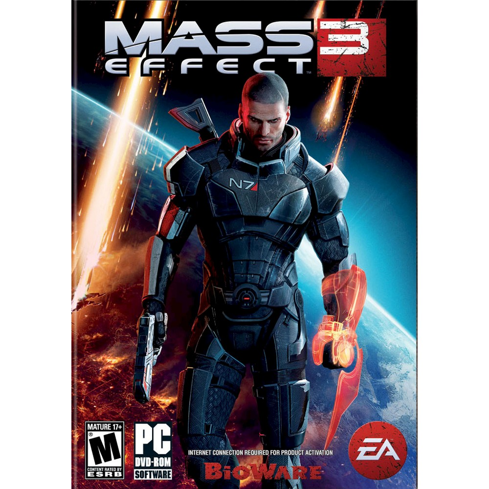 Mass Effect 3 Electronic Software Download Pc Mass Effect