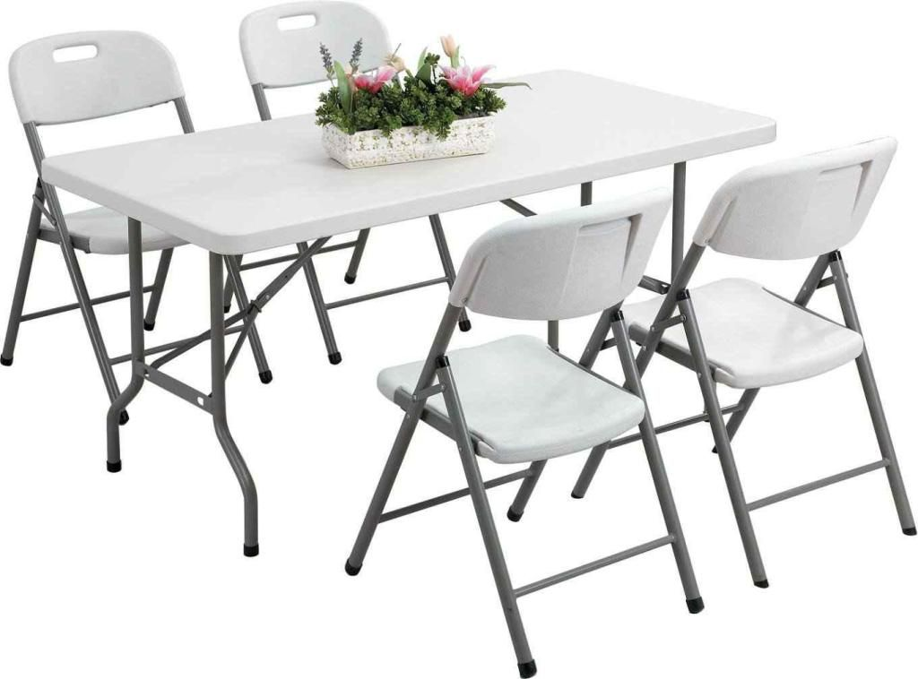 Furniture Fantastic Folding Table And Chairs Bed Bath And Beyond Also Folding Table And Chair Storage From 3 Tips In Choosing Folding Tables And Chairs