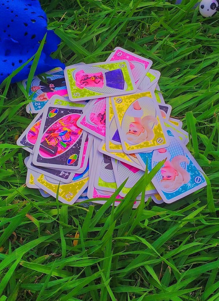 Kidcore Playing Cards