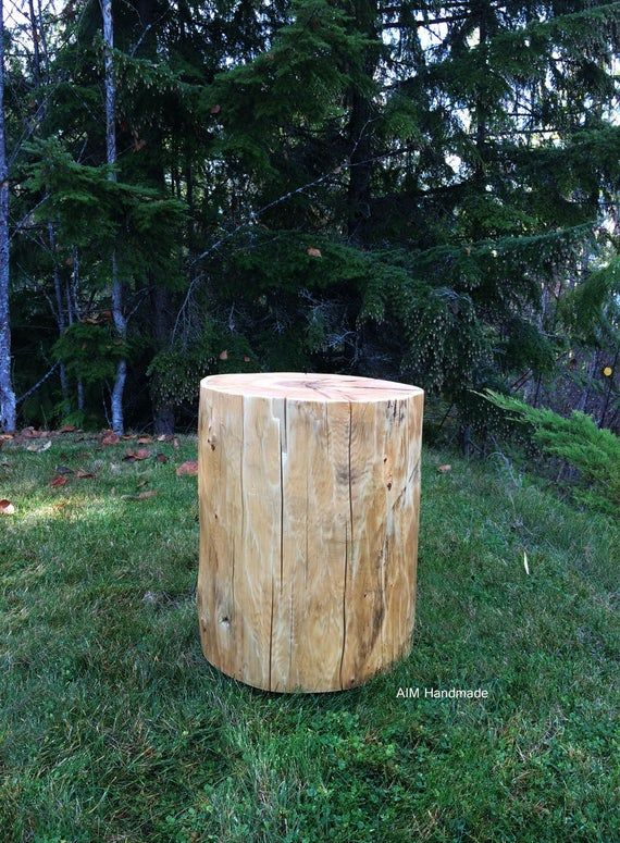 Best Stump End Tables Log Side Table Whitewashed Natural Or 400 x 300