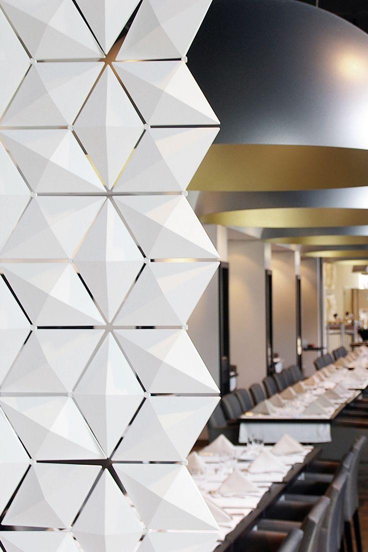 Fantastic Looking Restaurant Divider (Finally!) | Divider, Space Dividers  And Restaurants