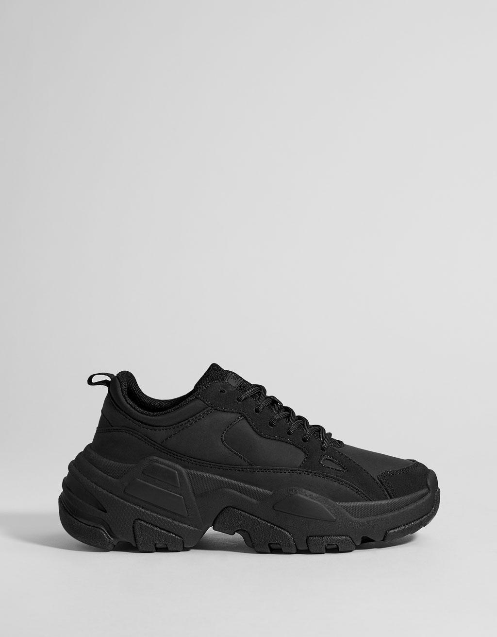 Lírico temerario Cambiable  46 euros - Talla 43 | Svarta skor, Skor, Dam sneakers