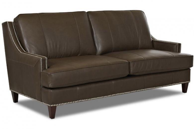 The Dutch Leather Sofa Set