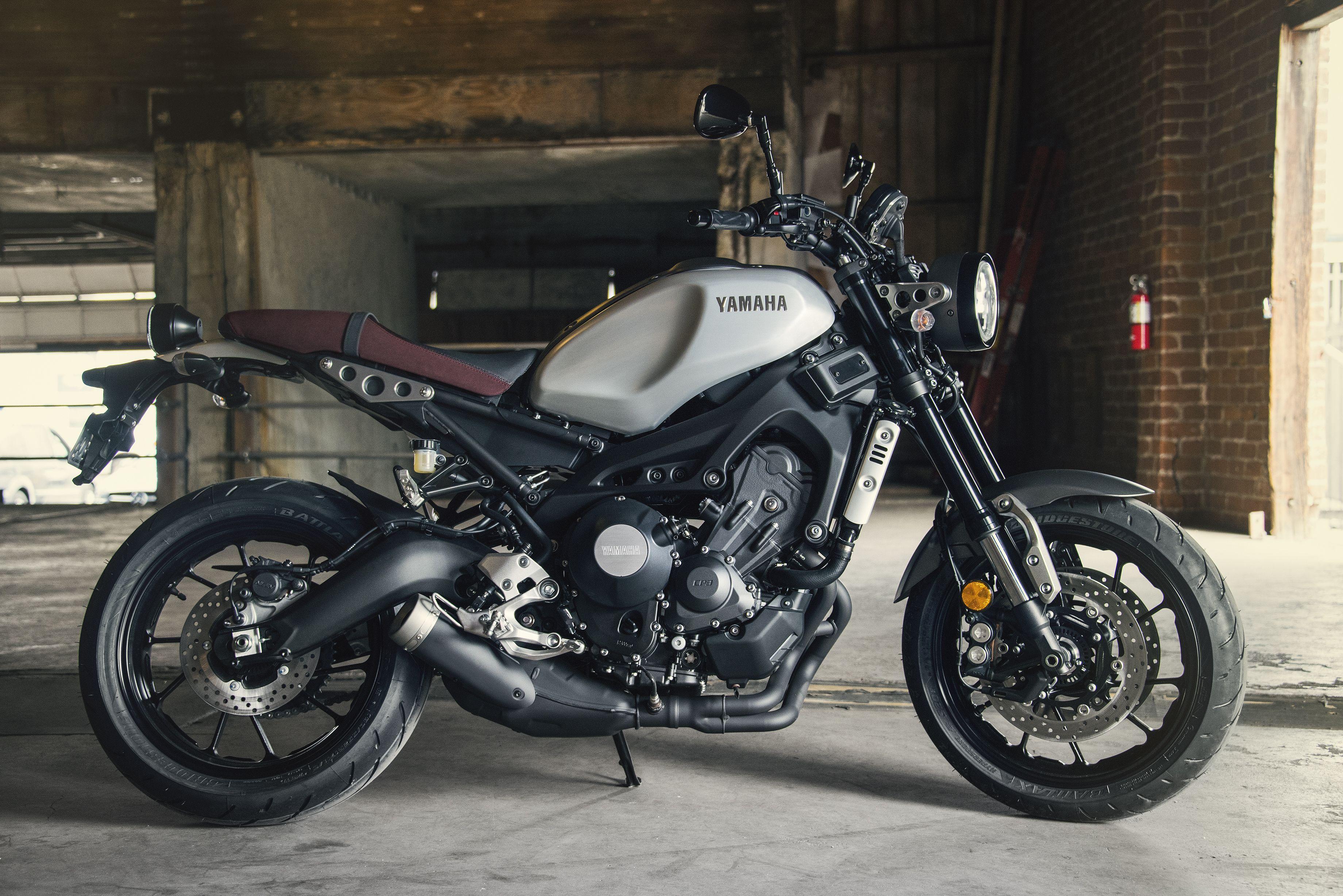 2016 Yamaha Xsr900 The Yamaha 39 S Sport Naked Just Got A