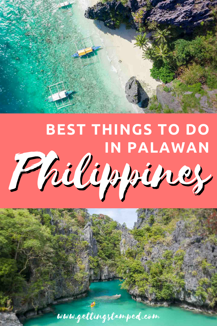 Best 15 Things To Do In The Palawan Philippines In 2020