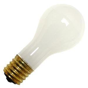 Ge 41459 100 200 300 Watt Light Bulb 3 Way Ps25d Soft White Mogul Base 1 200 Life Hours 120 Volt Light Bulb Bulb Watt Light
